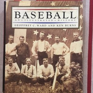 Other - BASEBALL - An Illustrated History by Ken Burns